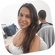 business analyst Laura Navarro