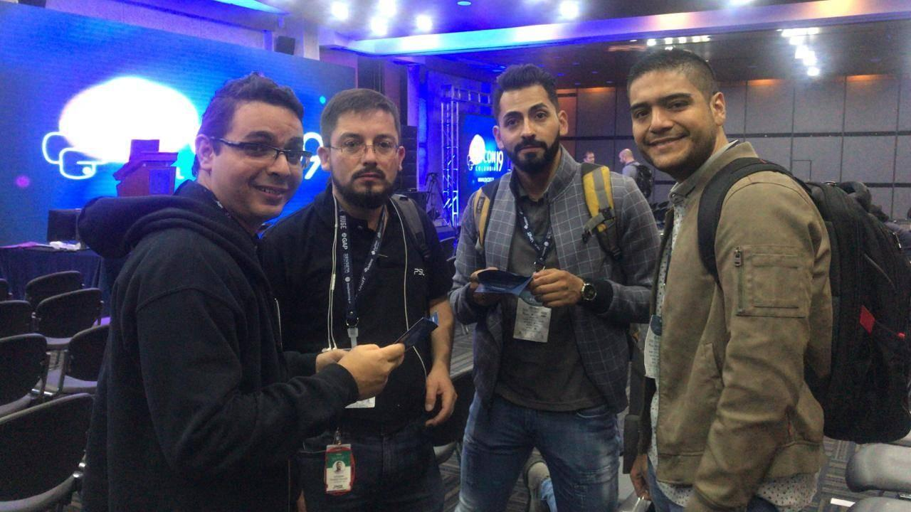 PSL Team at PyCon Colombia 2019