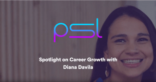 PSL Software Outsourcing Team: Spotlight on Career Growth with Diana Davila