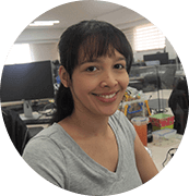 Software developer Ximena Echeverri